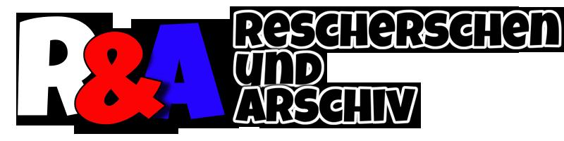 Logo for Rescherschen & Arschiv